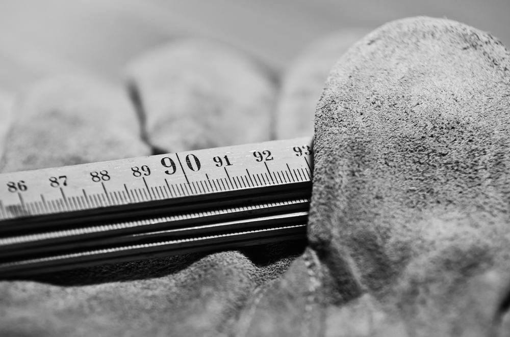 precision ruler